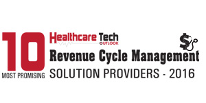 10 Most Promising Revenue Cycle Management Solution Providers 2016